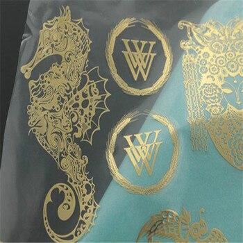 Custom Electroforming Nickel Metal Sticker,Customized Fashion Shiny Gold Metal Decorative Logo Label Sticker