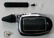 M7 Случае Брелок с ЛОГОТИПОМ Для 2 полосная Система Автосигнализации Scher Khan M7 M9 жк пульт дистанционного управления Два пути Scher-Khan Magicar 7 9 Ключ Fob