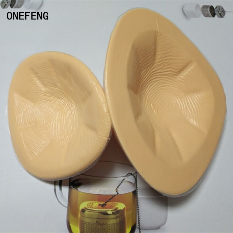 New design mastectomy fake boob form,silicone breast prosthesis form for woman ,whole sale 450g/one piece,beige color  breast form mastectomy boob prosthesis silicone boobs with strap transvestite enhancer travesti fake breast dark beige 2000g