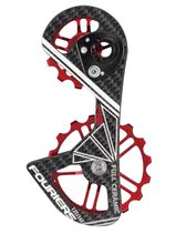 FOURIERS CT-DX007 road bicycle Oversize derailleur cage with 12t upper and 16t lower pulley Fit for bike RD 9000/9070/6800/6870