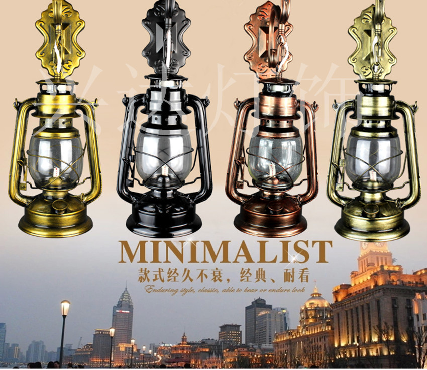 Continental Iron kerosene lantern bedroom living room wall lamp wall lamp nostalgic cafes restaurant balcony hallway wall GY251 hangqiao baby 3 layers white burp cloths cloth diapers cotton diapers diapers diaper