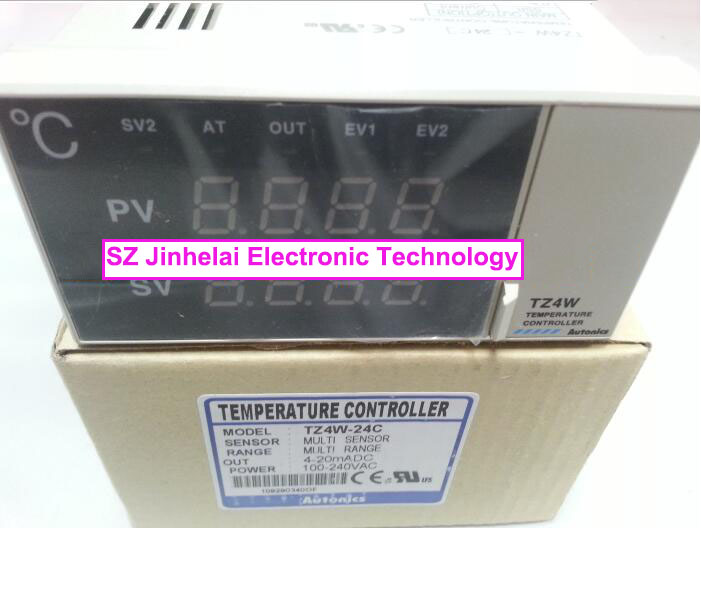 все цены на  TZ4W-24C  New and original  AUTONICS  100-240VAC     Temperature controller  онлайн