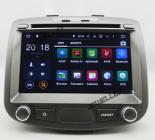 Quad core 1024*600 HD screen Android 7.1 Car DVD GPS radio Navigation for Hyundai i10 2007-2013 with 4G/Wifi,DVR,1080P