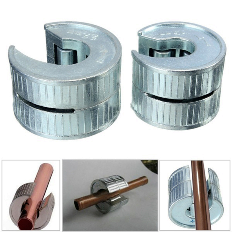 1pc Heavy Duty Round Tube Cutter 15mm/22mm/28mm Pipe Cutter Self Locking For Copper Tube Aluminium PVC Plastic Pipe Tube Tools dongli ct 274 brass pipe cutter knife cutter 4 28mm refrigeration tools