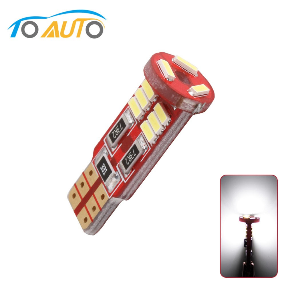 T10 Canbus W5W 15 LED 4014 SMD