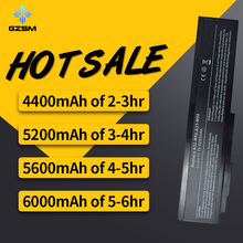 laptop battery for ASUS  70-NZT1B1000Z,90-NED1B1000Y,90-NED1B2100Y,90-NWF1B2000Y,G50,G51,M50,M60,N43,N53,N61,N61JQ,X55,X57,X64,