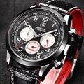BENYAR Marke Luxus Sportuhr Männer Wasserdichte Datum Männlich Clock Mann quarzuhren Outdoor chronograph quarz uhr Geschenk Relogio Masculino-in Quarz-Uhren aus Uhren bei