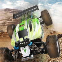 A959 B Off Road 70km/h 2.4GHz 4WD Gift Kids Racing 1:18 Remote Control Toy Electric Buggy RC Car Four Wheel Drive