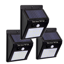 IP65 Solar Lamps led solar light outdoor ground lampion moti