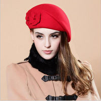 Women S Beret Braided Baggy Beanie Crochet Hat Airline Stewardess Knitted Cap