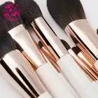 Энергетический бренд Профессиональный 8 шт. набор кистей макияж кисти Pinceaux Maquillage Brochas Pincel cjl - 4