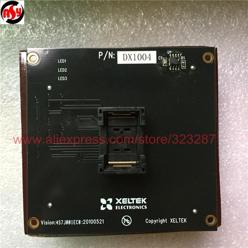 Emballage neuf et ORIGINAL DX1004 IC adaptateur de prise de Test fonctionnant pour le programmeur de la série SUPERPRO