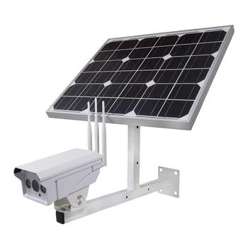 30W Solar Panel IP Camera 1080P HD Wireless Wifi Security Camera Outdoor 3G/4G SIM Solar Powered CCTV Surveillance With 16GB 3