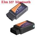 Profesional OBD2 DEL OLMO 327 Bluetooth obd elm327 bluetooth elm327 diagnoscit herramienta escáner con la mejor calidad y precio