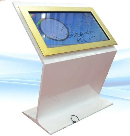 42''47''55 pouces personnalisé double face/simple face WIFI tactile lcd numérique signalisation vidéo publicité affichage joueur totem kiosque