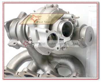 Free Ship K03 53039880162 53039880099 53039700099 03C145701T 03C145701K 03C145701Q 03C145702P Turbo For VW GOLF Polo Tiguan 1.4L
