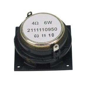 Image 4 - 4OHM Mini hoparlör neodimyum 1.25 inç tam aralıklı 34*34mm için büyük hacimli Bluetooth cep boynuz DIY 6W