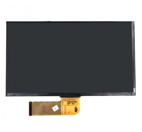 New LCD Display Module For 10.1 Tablet FY10124DH30A05-2-FPC1-B LCD Screen panel Digital Matrix Replacement Free Shipping 0802 lcd display module