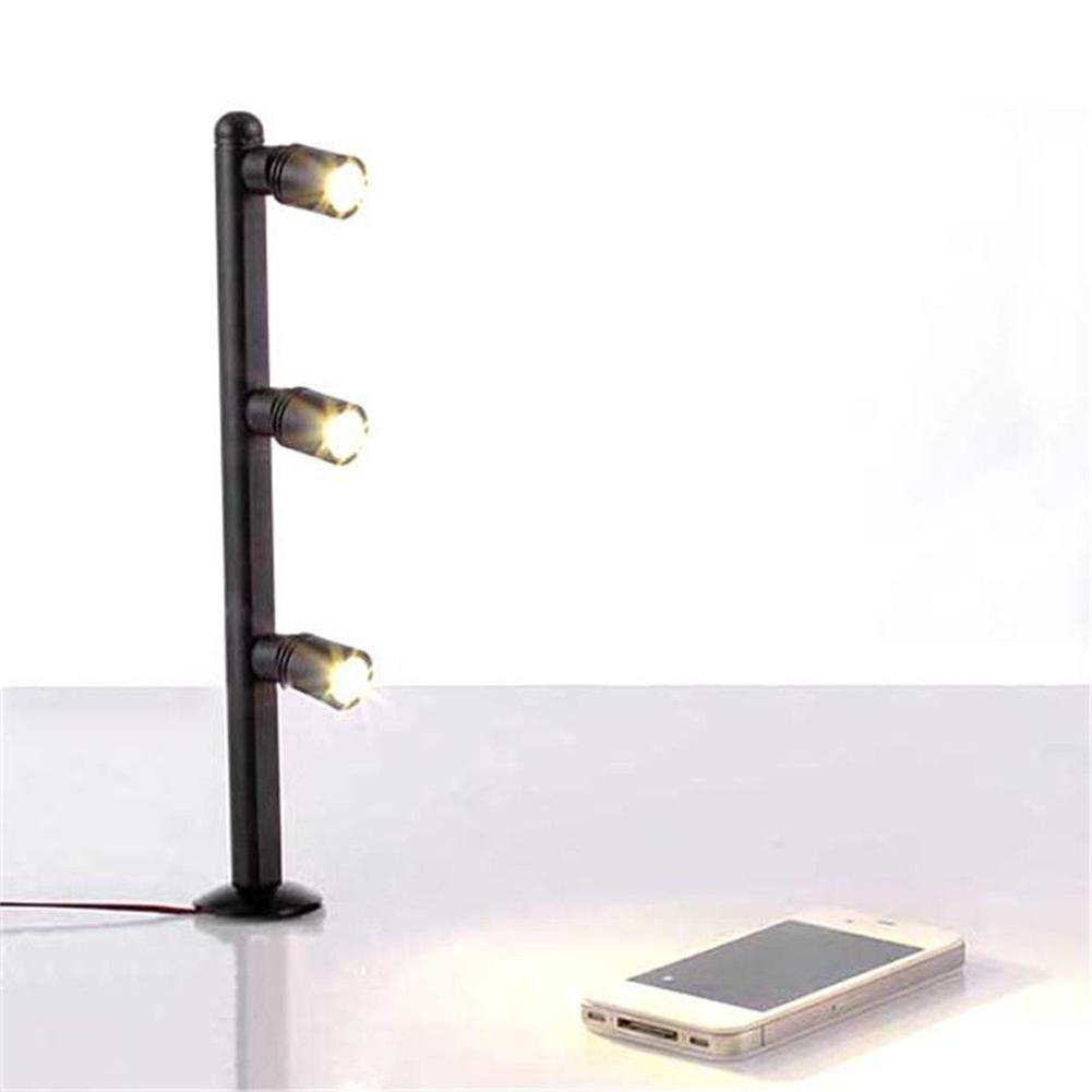 AKDSteel 2W 3W Jewelry Display Showcase Lamp LED Upright Pole Light Shop Desk Make-up Spot Lamp