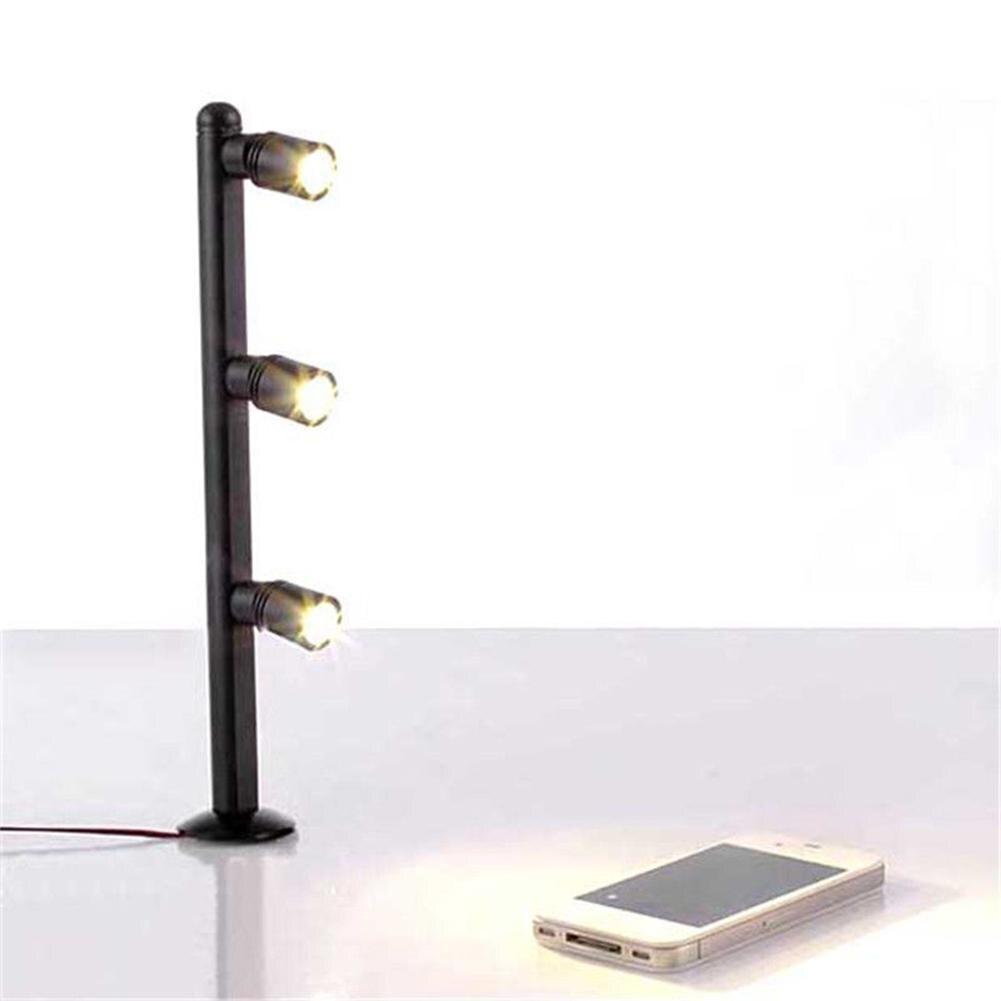 LanLan 2W 3W Jewelry Display Showcase Lamp LED Upright Pole Light Shop Desk Make-up Spot Lamp