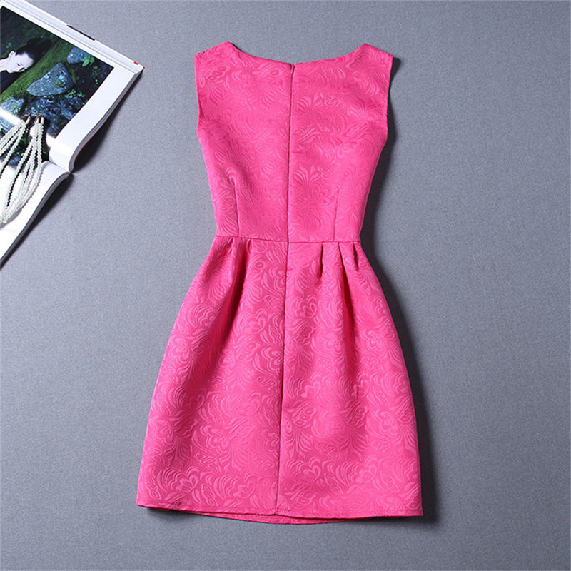 Summer Sleeveless Girls Dresses Daily Casual School Wear Teen Girl Floral A-line Dress Children Clothing for 6 8 10 12 Years 11