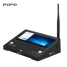 PiPO X9S Smart TV Box Windows 10 Cherry Trail Z8350 4GB/64GB Mini PC Bluetooth 4.0 WiFi Internet Intelligent Smart Player PC