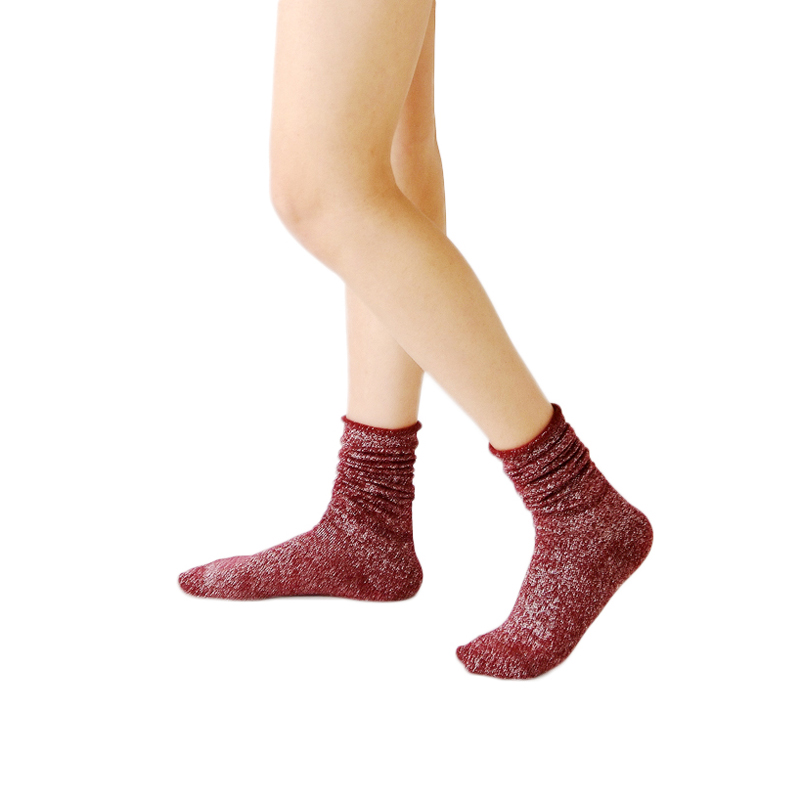 New Ladies Long Socks Women