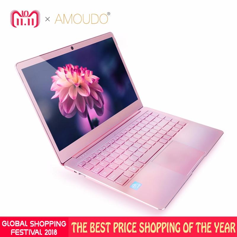 14inch 6GB Ram 64GB/128GB/256GB SSD Intel Quad Core N3450 CPU 1920X1080P FHD Windows 10 Metal Ultrathin Laptop Notebook Computer