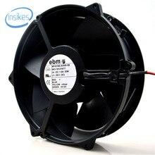 W1G160-AA45-06 Velocidade Do Ventilador de Refrigeração Ventilador Umidificador Ventilador Centrífugo 17050 170*170*50mm DC 24 V 1.8A 35 W 4 Fios