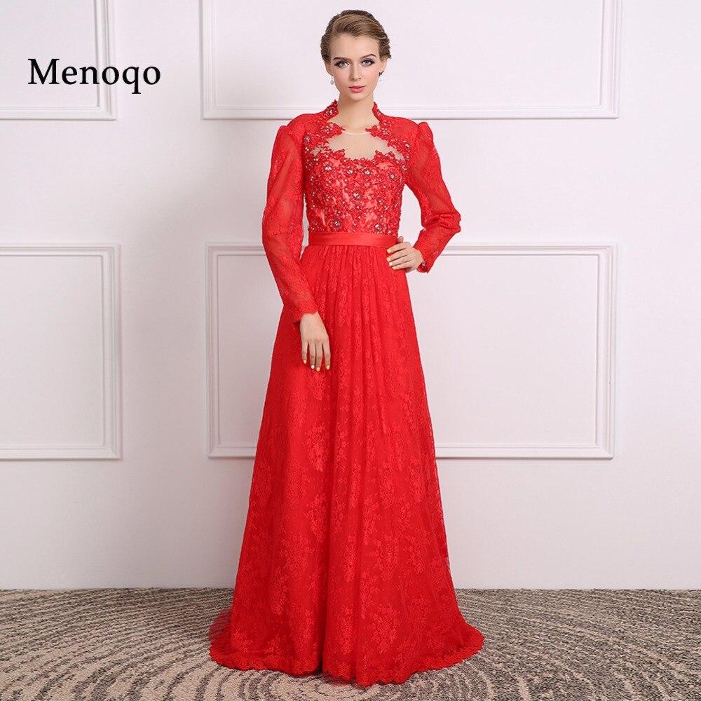 best service 31c12 24f98 Madre della sposa abiti abito Rosso Lungo del merletto del ...