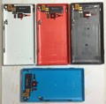 Original New housing for Nokia lumia 720,battery cover for Nokia 720, with side button, Back Cover for lumia 720