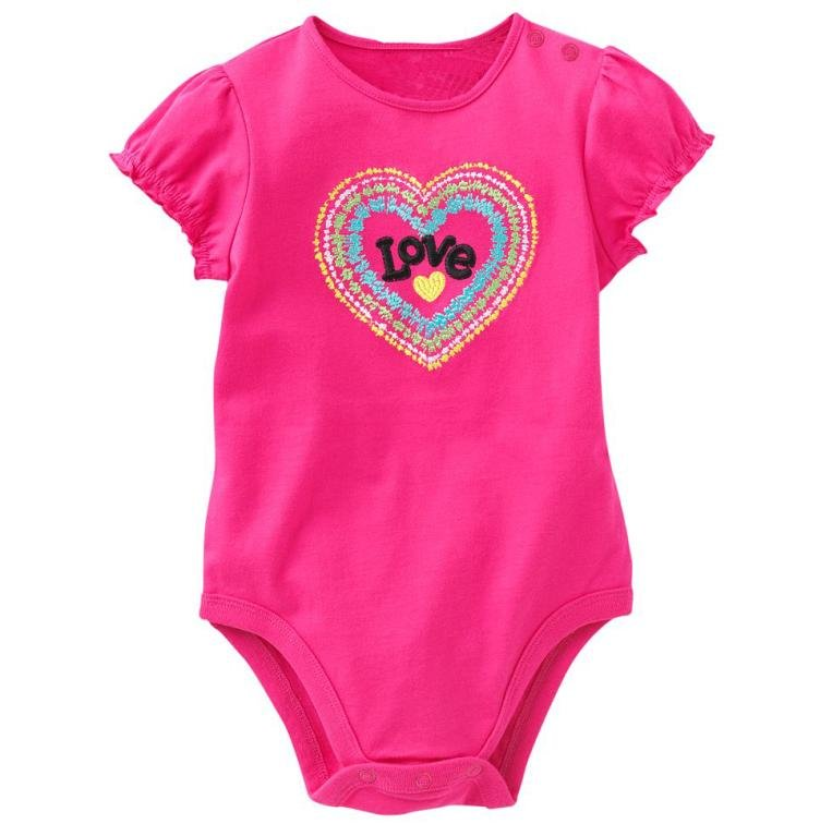 Jumping Beans romper baby rompers jumpsuits outfits baby girls clothes bodysuits tights jumpers tops tee shirts garments ZW399