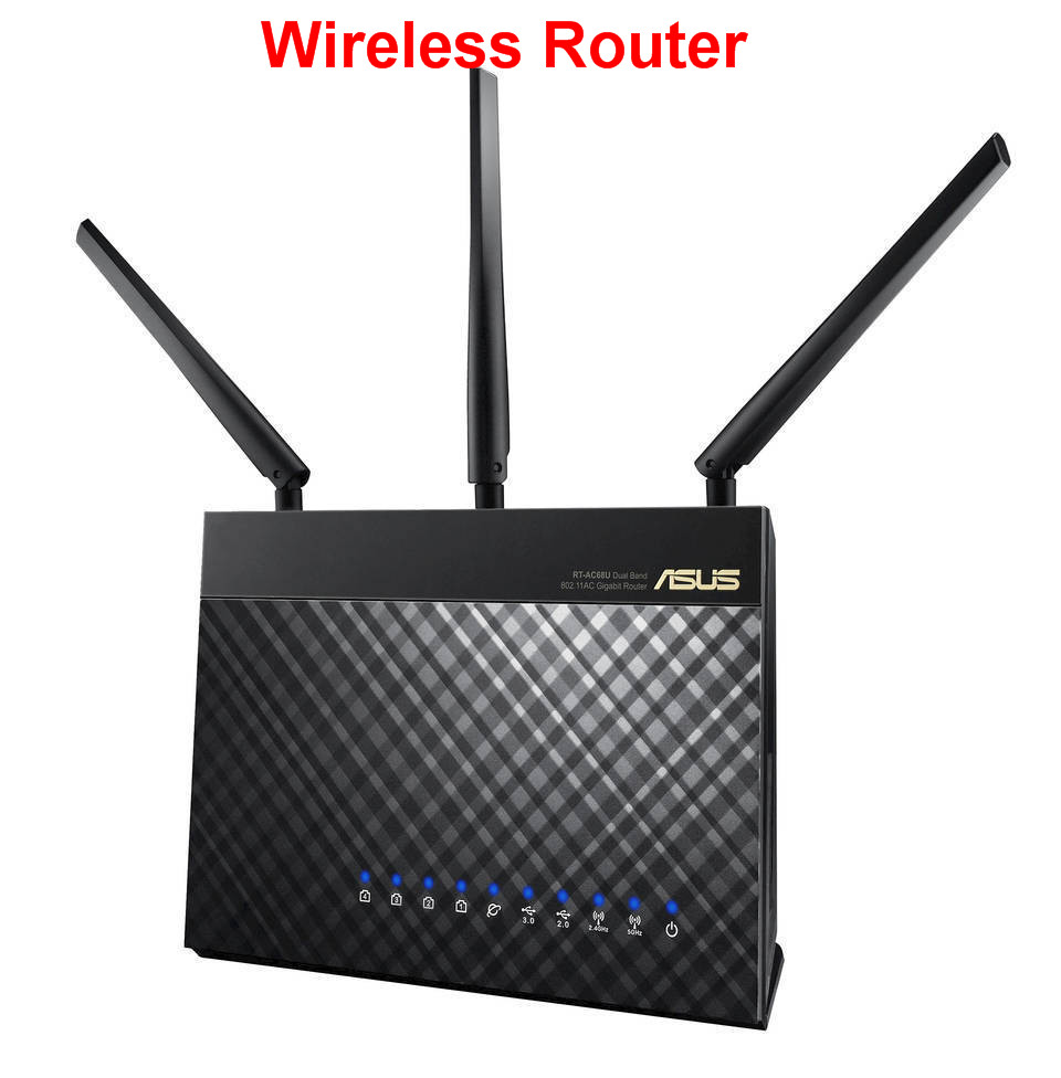 100% working for asus T-Mobile TM-AC1900 Wireless-AC1900 Dual-Band Gigabit Router RT-AC68U asus rt ac68u wireless router