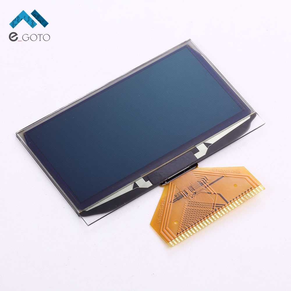 Blue Color 2.42 2.42inch OLED Display Module 128x64 SSD1309 Display Screen SPI I2C Communicate For Arduino 51 STM32