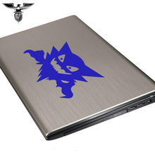 Haunter Pokemon Mystery Stories Cartoon Character Car Sticker for Wall Truck Motorcycle Laptop Styling Vinyl Decal 9 Colors
