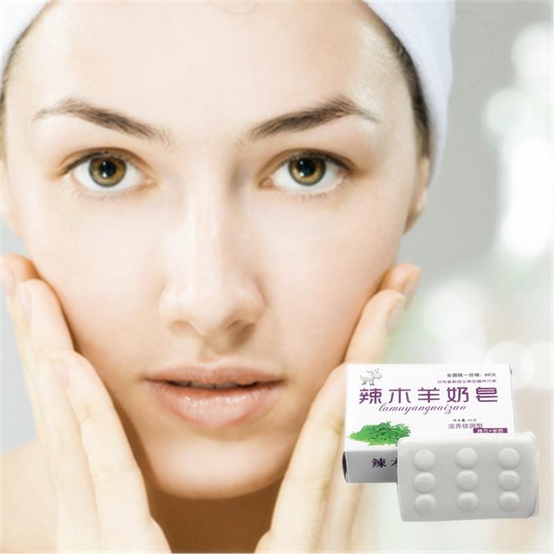 High Quality Whitening Skin Handmade Soap Aging Gluta Anti Beauty Lightening Skin Whitening Soap Anti Dark Spots Facial Soap 40g
