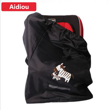 AIDIOU Black Portable Car Seat For Baby Child Safety