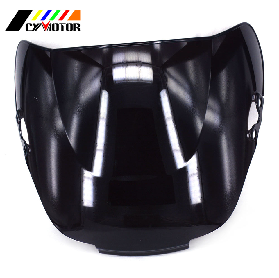 Dark Windshield Timotox Suitable for Honda CBR 600 F 2001-2006 approved and certificated by the German T/ÜV