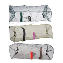 Hot crab foldable fish net crawdad shrimp minnow bait trap cast dip nylon fishing net cage.jpg 250x250