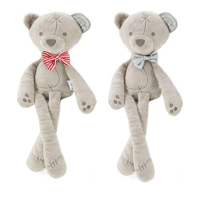 Regalo di Promozione del bambino Giocattolo Cute Baby Per Bambini Animale Orso Sacco A Pelo Bambola Comodità Peluche Molle Farcito Placare Coniglio Giocattolo