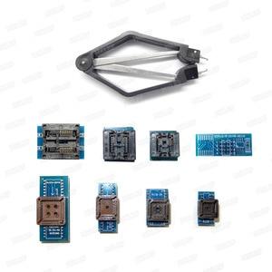 Image 3 - 100% Originele TL866II Plus Bios Programmeur + 14 Adapters Bios Flash Eprom Eeprom TSOP32/40/48 TSOP48 Beter dan TL866A TL866CS