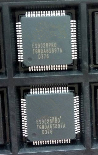 Free Shipping 1pcs ES9028pro es9028 9028 decoder DAC chip new stock цена