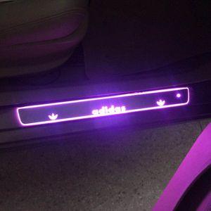 Image 5 - 4PCS/ישים כדי ix35 הזרמת צבע LED מנורת אדני דלת דוושה מוזמן/דינמי תאורת רכב סף עבור HYUNDAIIX35