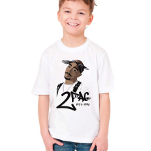 Tupac Amaru Shakur Kids T Shirt Boys Girls
