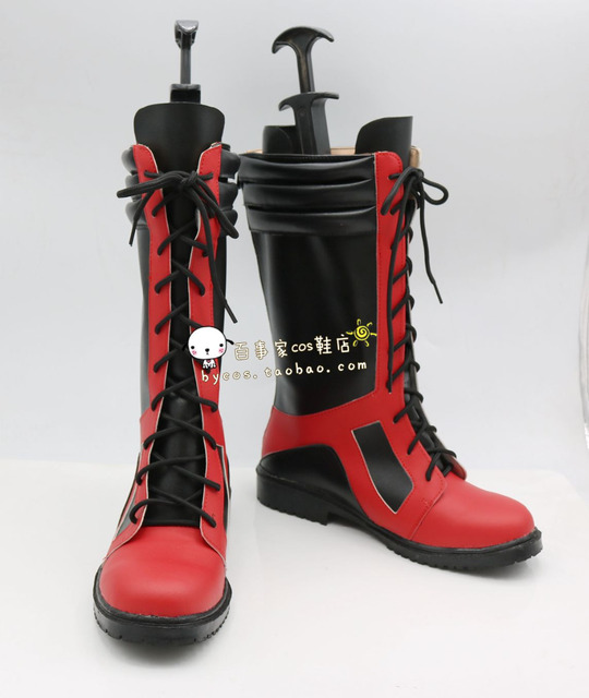 Nueva Deadpool Marvel Legends Cosplay Botas Animado Zapatos Hechos A Medida