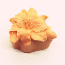 Handmade soap mold silicone cake decoration candle molds 3d flower making