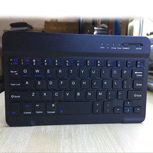 1 Pcs Slim Mini Keyboard Bluetooth Wireless 7 8 Inch For Mobile Phone Tablets IOS Android IJS998