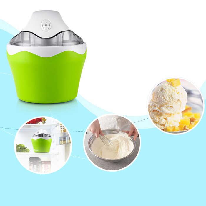 Caple DIY חשמלי פירות גלידת יצרנית רב תפקודי יוגורט סורבה ביצוע מכונת