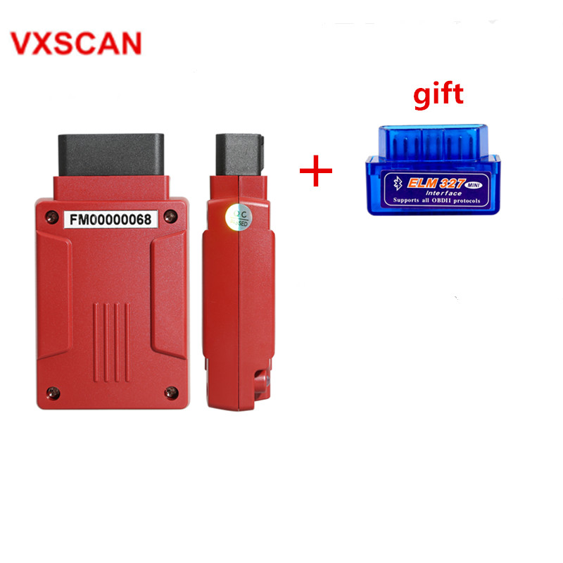 цена Newest FVDI J2534 Diagnostic Tool for Mazda Support Online Module Programming