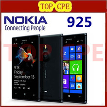 Nokia Lumia 925 Dual Core 1 GB RAM 16GB 8MP Camera 4.5inch Touch Screen Microsoft Original Refurbished Windows 8 Smart Phone